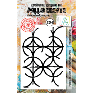 AALL&Create  #364 - A7 Stamps × 3