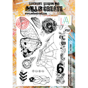 AALL&Create  #367 - A4 Stamps