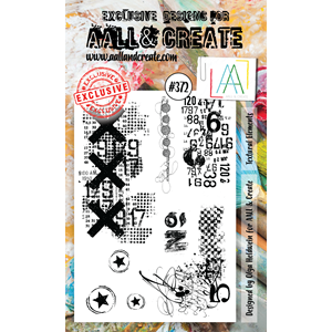 AALL&Create  #372 - A6 Stamp