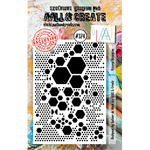 AALL&Create  #374 - A7 Stamps