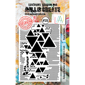 AALL&Create  #376 - A7 Stamp