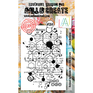 AALL&Create  #384 - A6 Stamp