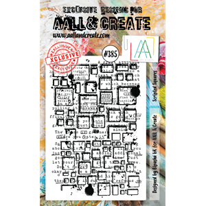 AALL&Create  #385 - A6 Stamp