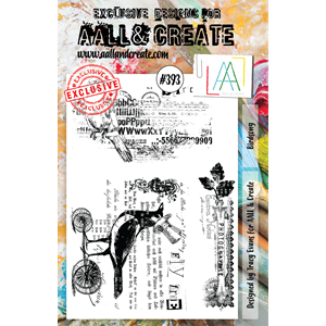AALL&Create  #393 - A5 Stamps
