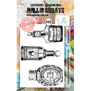 AALL&Create  #431 - A6 Stamps