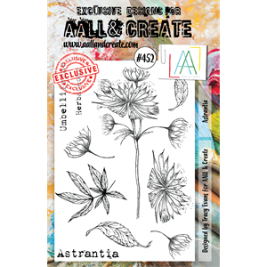 #452 - A5 Stamps - AALL & CREATE
