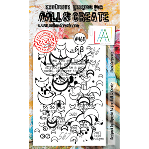 #460 - A6 Stamps - AALL & CREATE