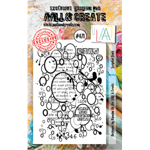 #471 - A7 Stamps - AALL & CREATE