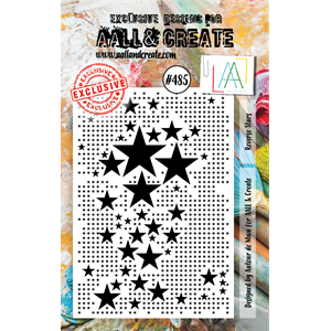 #485 - A7 Stamps - AALL & CREATE