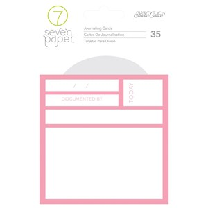 Handbook - SC - Amelia - Journaling Cards - 4 x 4 - Today 3