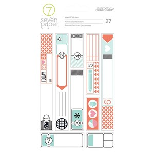 Stickers - SC - Amelia - Decorative Washi Tape 3 Sheets