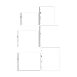 Page Protectors - Small Variety Pack 2 - 12 pack