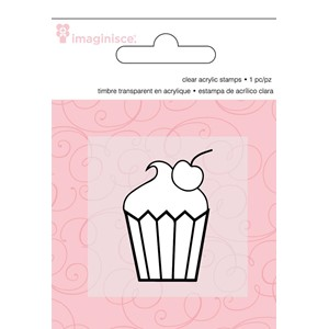 Stamps - IM - Little Princess - Cupcake
