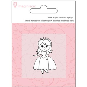 Stamps - IM - Little Princess - Princess