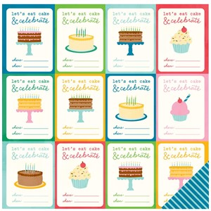 """""""""""""""12x12"""""""""""""""" - Paper - PB - Birthday Wishes - Youre"