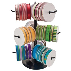 Spinning Ribbon Rack