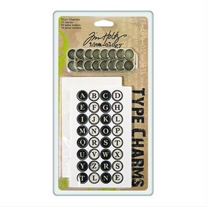 Tim Holtz, Type charms