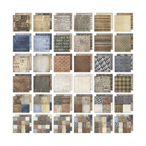 Tim Holtz - Paper Stash, Dapper