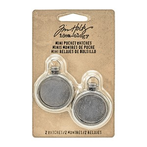 Tim Holtz - Mini Pocket Watches