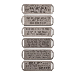 Tim Holtz - Quote Bands