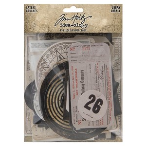 """Idea-ology Tim Holtz Urban Layers (TH94042) Tim Holtz Urban"