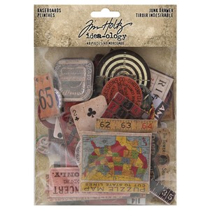 """Idea-ology Tim Holtz Junk Drawer Baseboards (TH94044) Tim H"