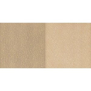 """""""12x12"""""""" Scribe - 25 Two-sided heavy-weight textured car"