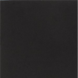 Self Adhesive Foam Sheets - BB - 12 x 12 - Black - 15 ark***