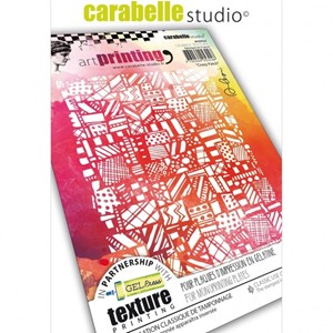 Carabelle Studio - art printing A6 crazy patch