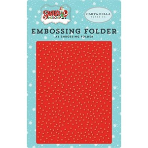 Embossing Folder Whiteout (CBSW90031)