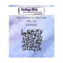 Collectors No.16 Letters (IND0409)