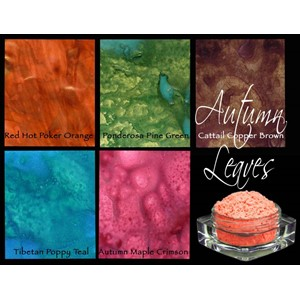 """""""Lindys Stamp Gang Autumn Leaves Magical Set (mag-01) Autu"