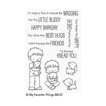 Little Buddies Clear Stamps (BB-57)