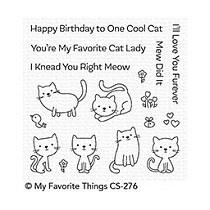 My Favorite Things Love You Furever Clear Stamps (CS-276)