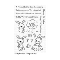 Sweet Somebunny Clear Stamps (CS-286)