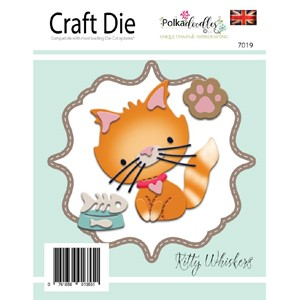 Kitty Whiskers Die s (PD7019)