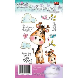 Having A Giraffe Clear Stamps (PD7266)