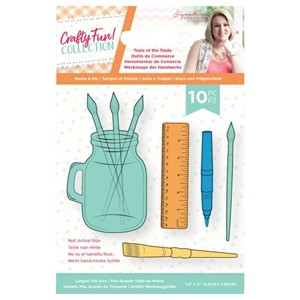 """Crafty Fun Tools of the Trade Stamp & Die (S-CF- STD-TOTT)"