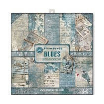 Blues 12x12 Inch Paper Pack (SBBL26)