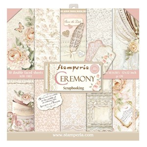 Ceremony 12x12 Inch Paper Pack (SBBL42)