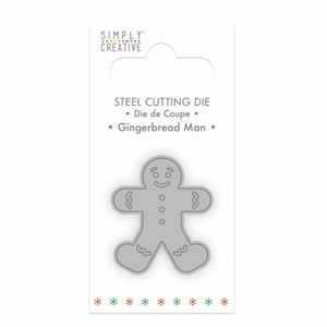 Gingerbread Man DIe (SCDIE057X18)