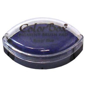 cats eye colorbox, Royal Blue - 50% RABATT - UTGÅR