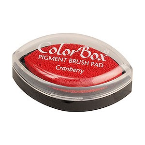 cats eye colorbox, Cranberry - 50% RABATT - UTGÅR
