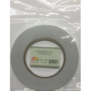 Doublesided tape - 6mm, 50m