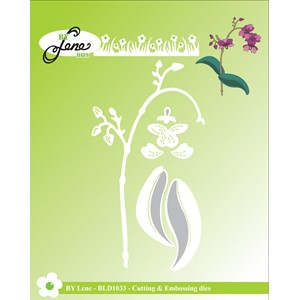 Cutting & Embossing Die / Orchid