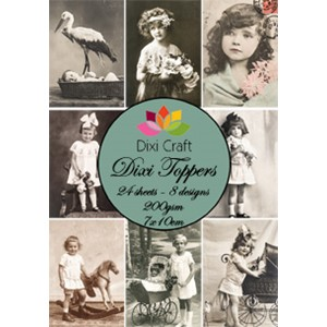 Dixi Craft toppers