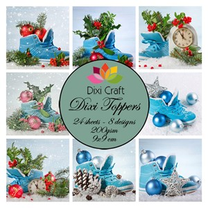 Toppers - Christmas Shoes