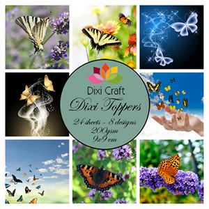 Toppers / Butterflies