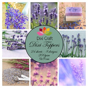Toppers / Lavender