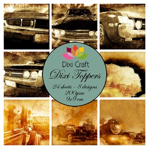 Toppers / Retro Cars